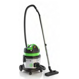 Aspirateur poussière cuve inox 900W ICA GP 1/18 ECO B