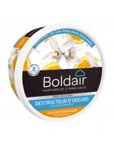 Gel destructeur d'odeur Boldair Parfum fleur d'oranger - Pot 300 gr