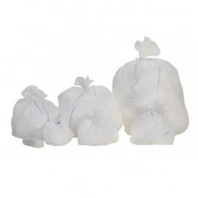 Sac poubelle 10L blanc HD - Colis de 1000