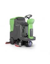 Auto-laveuse à batterie tractée ICA CT110 BT85 Pack