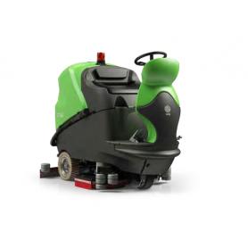 Auto-laveuse à batterie tractée ICA CT160 BT95 Pack