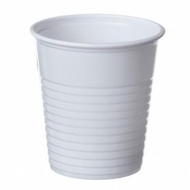 Gobelet blanc à café 10 cl - Colis de 4800