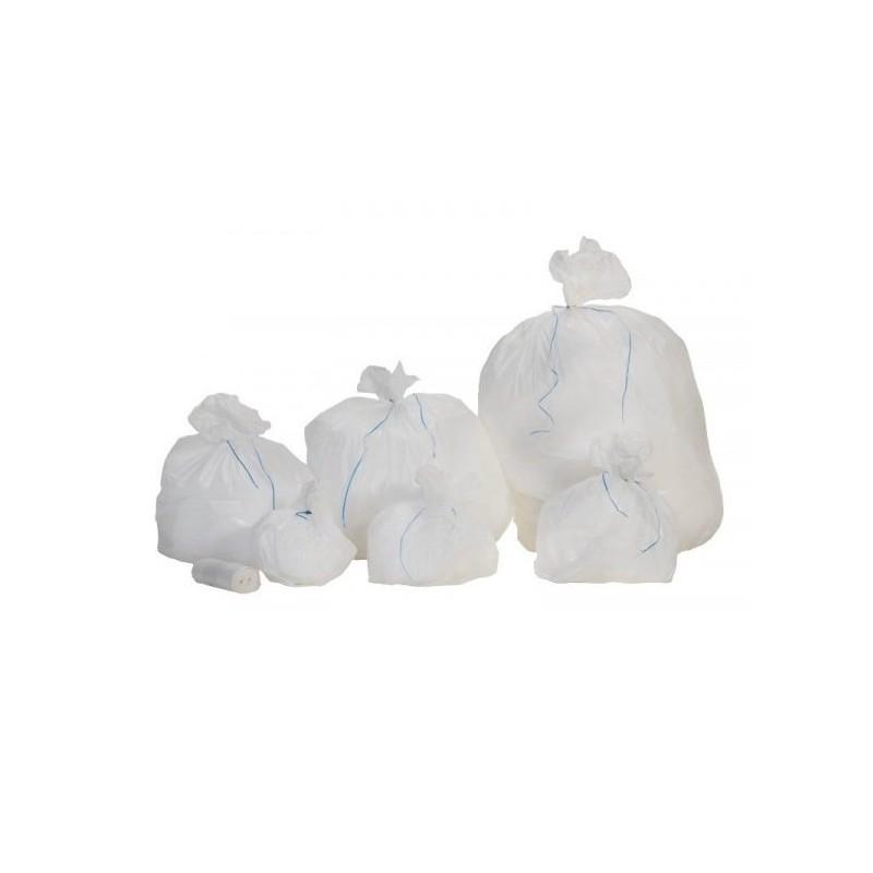 sac poubelle 20l blanc hd colis de 1000. Black Bedroom Furniture Sets. Home Design Ideas