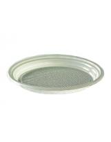 Assiettes rondes blanche diam 22cm - Colis de 1400