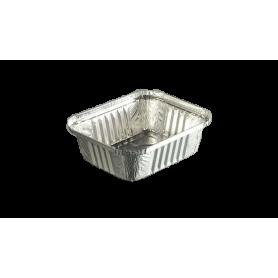 Barquettes aluminium operculable 500CC - Colis de 1000