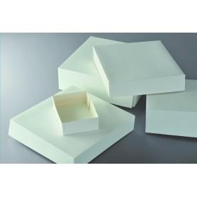 Boîte pâtissière 16x16x8 - Colis de 50