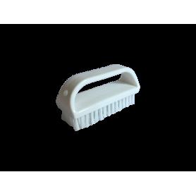 Brosse à ongles plastique avec poignée