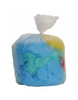 Sac poubelle 100L transparent standard - Colis de 200