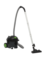 Aspirateur poussière 900W ICA YP 1/6 ECO B