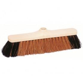 Balai coco 38 cm avec renfort moustache