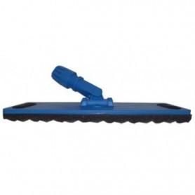 Support balai trapèze avec mousse 55 cm