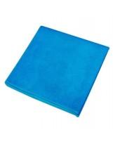 Lavette microfibre 40x40cm 320 gr bleue - Sachet de 5