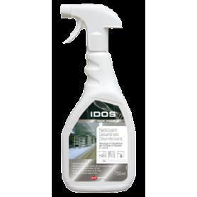 Nettoyant détartrant désinfectant spécial inox, IDOS ND2 Inox - Flacon de 750 ml