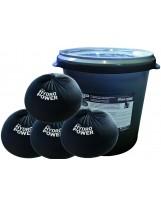 Sachet de résine Quickchange 6L pour filtre Hydropower DI Unger - Seau de 4 sachets