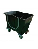 Chariot de lavage BiBac 12+18L