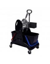 Chariot de lavage Tristar30 BASIC + avec bac produit et presse