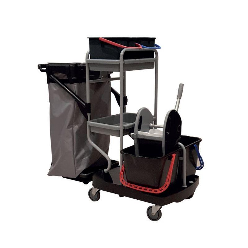 chariot de m nage compact7. Black Bedroom Furniture Sets. Home Design Ideas