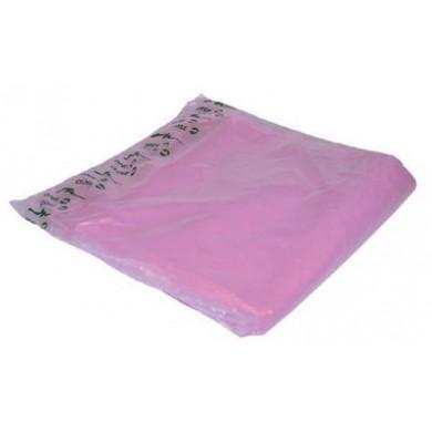 Gaze imprégnée rose 60x30cm - Paquet de 50 gazes