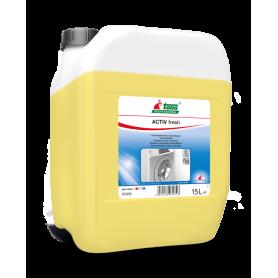 Activ Fresh - Lessive Liquide concentré et parfumé - Bidon de 15 Litres