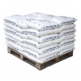 Sel de déneigement en sac de 25kg - Palette de 30 sacs