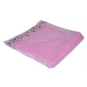 Gaze imprégnée rose 60x30cm - Colis de 20 paquets de 50 gazes
