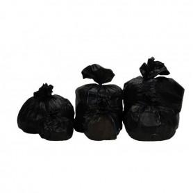 Sacs poubelle 130L noir HD - Colis de 250