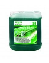 Liquide à vitres concentré et écologique Unger - Bidon de 5L