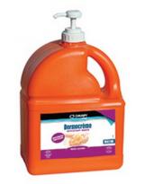 Savon atelier microbilles parfum orange avec pompe - Bidon de 5KG