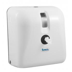 Distributeur pour papier hygiénique Easycut à dévidage central