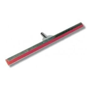 Raclette sol mousse rouge 75cm a douille