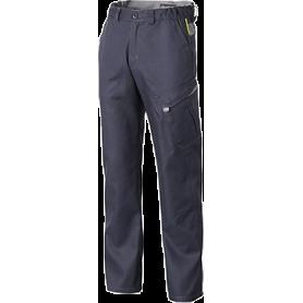 Pantalon Lemon Shake gris anthracite et gris