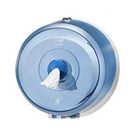 Distributeur papier toilette Tork SmartOne mini bleu T9