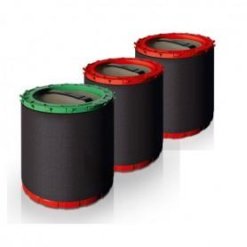 Résine Ultra pour filtres HydroPower Ultra L et LC - Pack de 3