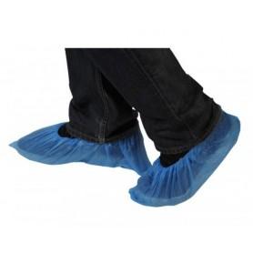 Sur-chaussures PVC bleu - Carton de 2000