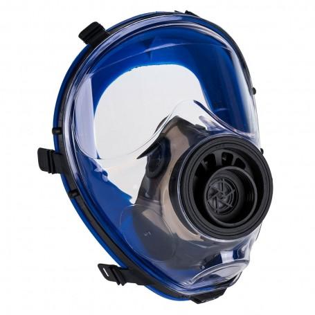 Masque complet Helsinki - Pas de vis universel Bleu