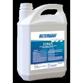 Dégraissant désinfectant alimentaire bactéricide fongicide et virucide - Déterquat DNA - Bidon de 5L