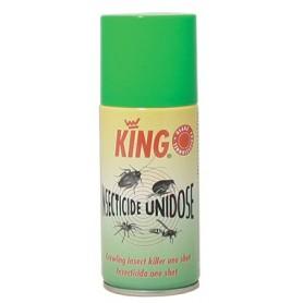 "Insecticide unidose ""one-shot"" King -Aérosol de 150ml"