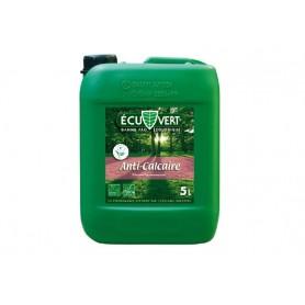 Nettoyant anticalcaire contact alimentaire Ecuvert - Bidon de 5L