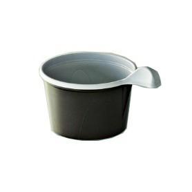 Tasses a thé marron 17cl - Colis de 1000