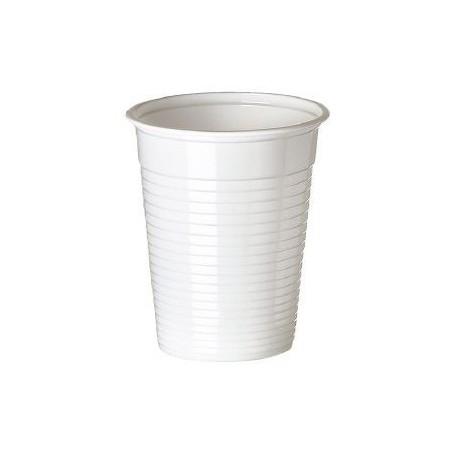 Gobelet blanc 18/20cl PP - Colis de 3000