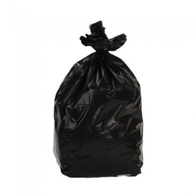 sac poubelle 110l renforc noir colis de 200. Black Bedroom Furniture Sets. Home Design Ideas