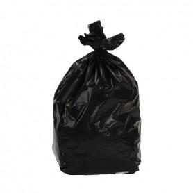 Sac poubelle 130L renforcé noir - Colis de 100