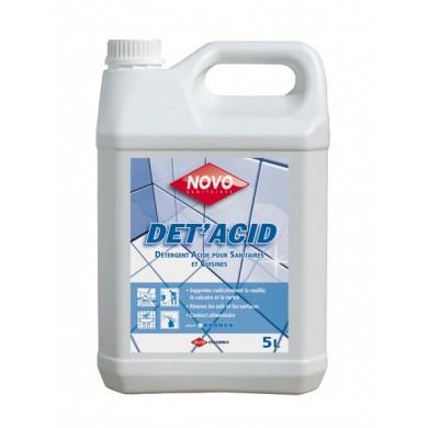 Renovateur acid sols et surfaces carreles contact alimentaire