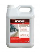 Dégraissant désinfectant IDOS DN - Bidon de 5L