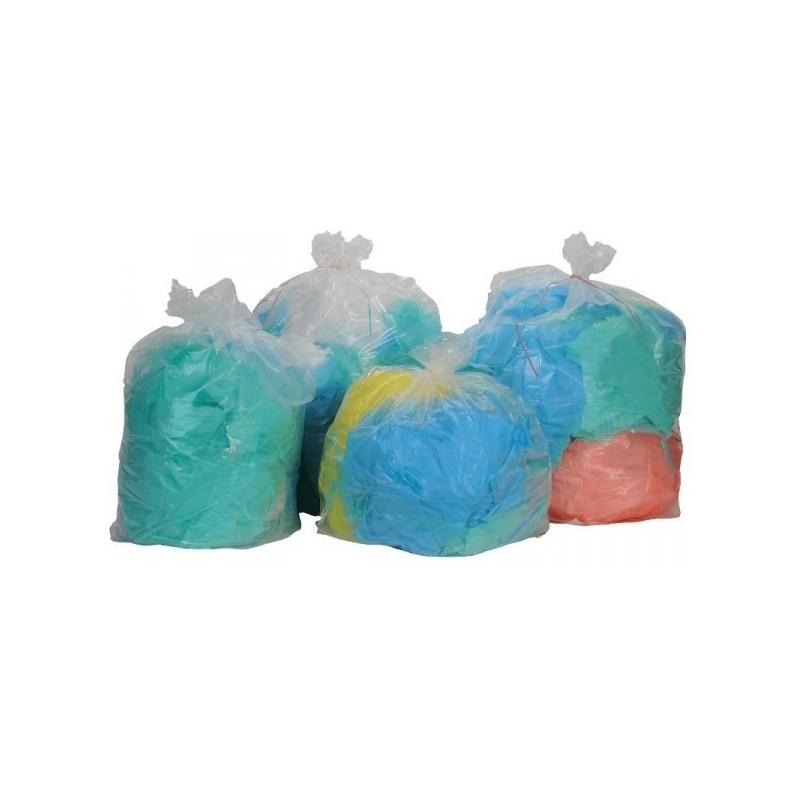 sac poubelle 130 litres renforc colis de 200. Black Bedroom Furniture Sets. Home Design Ideas