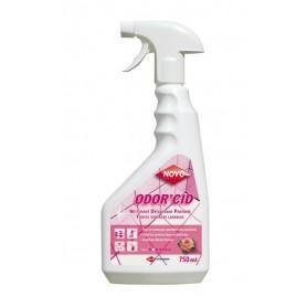 Nettoyant sanitaires détartrant journalier floral Odor'cid - Flacon 750ml