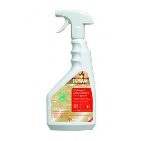 Nettoyant désinfectant sanitaires Idos EBT100 - Flacon 500ml