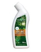 Gel wc détartrant écologique Ecuvert - Flacon de 750ml
