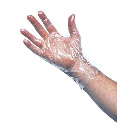 Gants polyéthylène - Sachet de 100