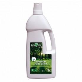 Détergent écologique multi-usages - Bidon de 1L